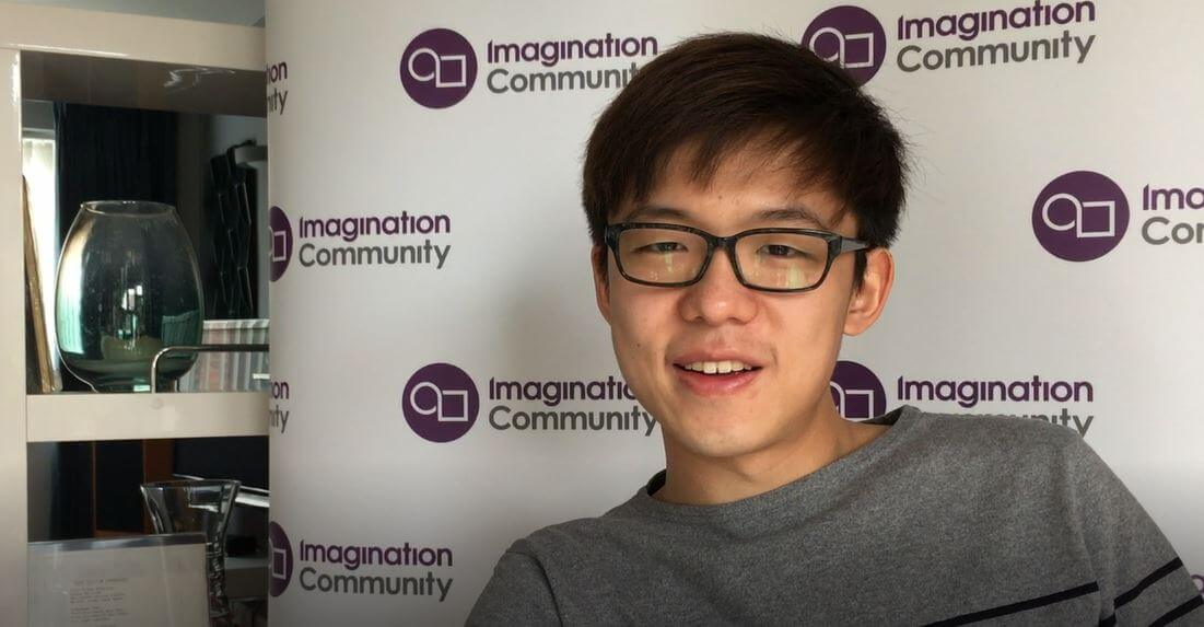 Laurence Keung - Annual Placement at Imagination Technologies 2016