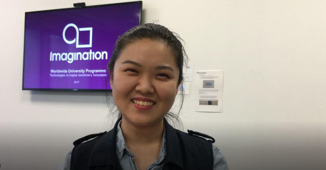 Rose Li - Annual Placement at Imagination Technologies 2017