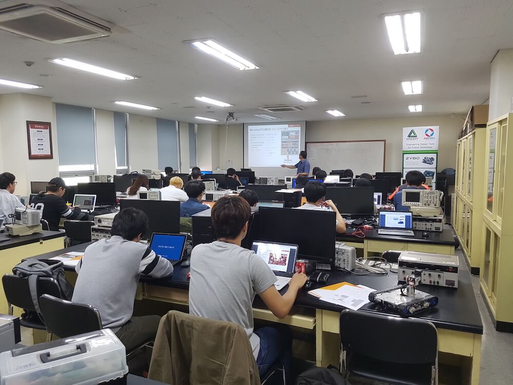 Connected MCU Lab Workshop, Korea. May 2017