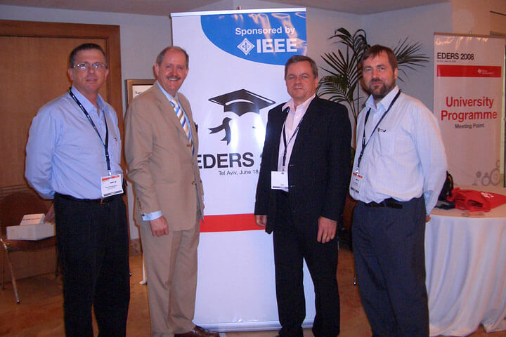 European DSP Education and Research Symposium (EDERS) 2008, Tel Aviv, Israel
